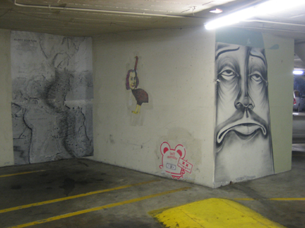 Barry Mcgee Margaret Kilgallen And Others Murals On The